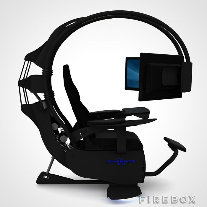 Scorpion Chair Emperor Gaming Chair Computer Workstation Cool Gadgets For Men Workstation