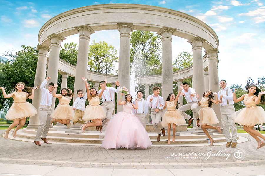 Houston Quinceaneras Gallery Quinceanera photography