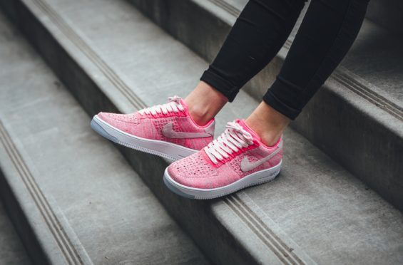 a643c138d71e Prism Pink Lands On The Nike Air Force 1 Ultra Flyknit Low
