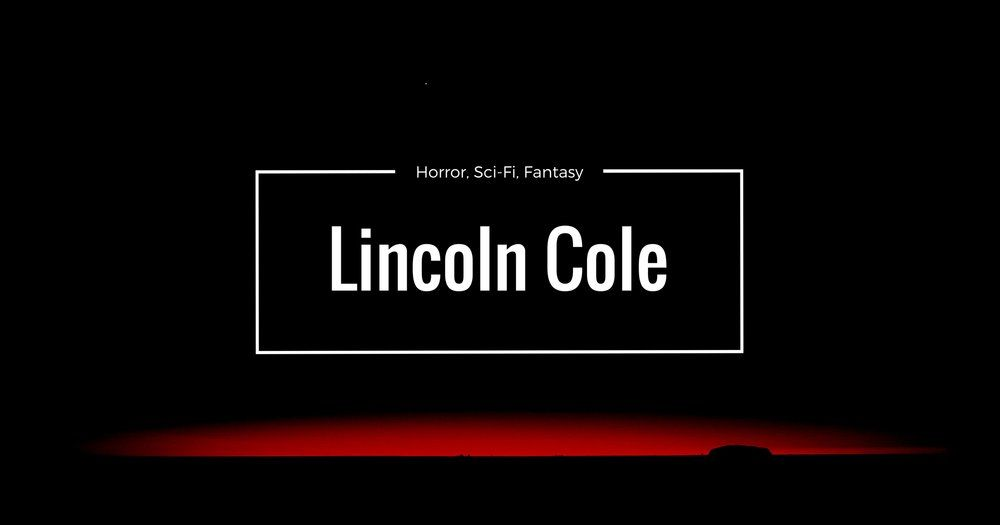 News and Updates about award-winning author Lincoln Cole