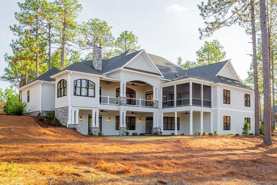 Harrison Plan 1375 Rendering To Reality Craftsman House Plans House Plans Farmhouse New House Plans