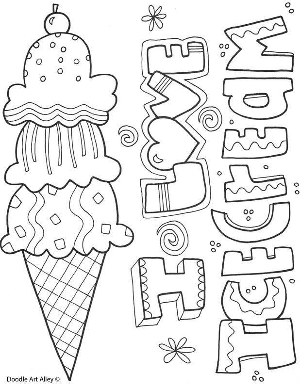 Picture Summer Coloring Pages Summer Coloring Sheets Fall Coloring Pages
