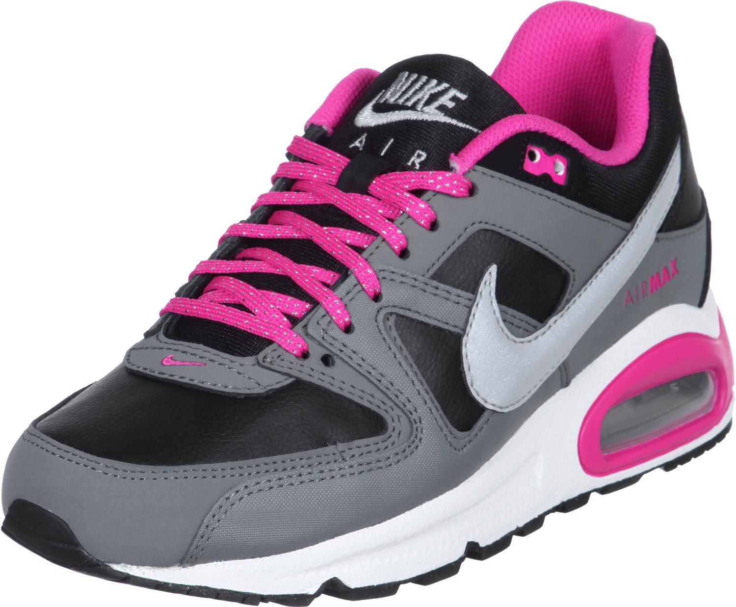 60152fd9ef sale nike air max command youth gs schuhe grau pink f3de7 07949; get nike  womens vivid pink athletic shoes sz 6.5 new nike womens vivid pink athletic  custom