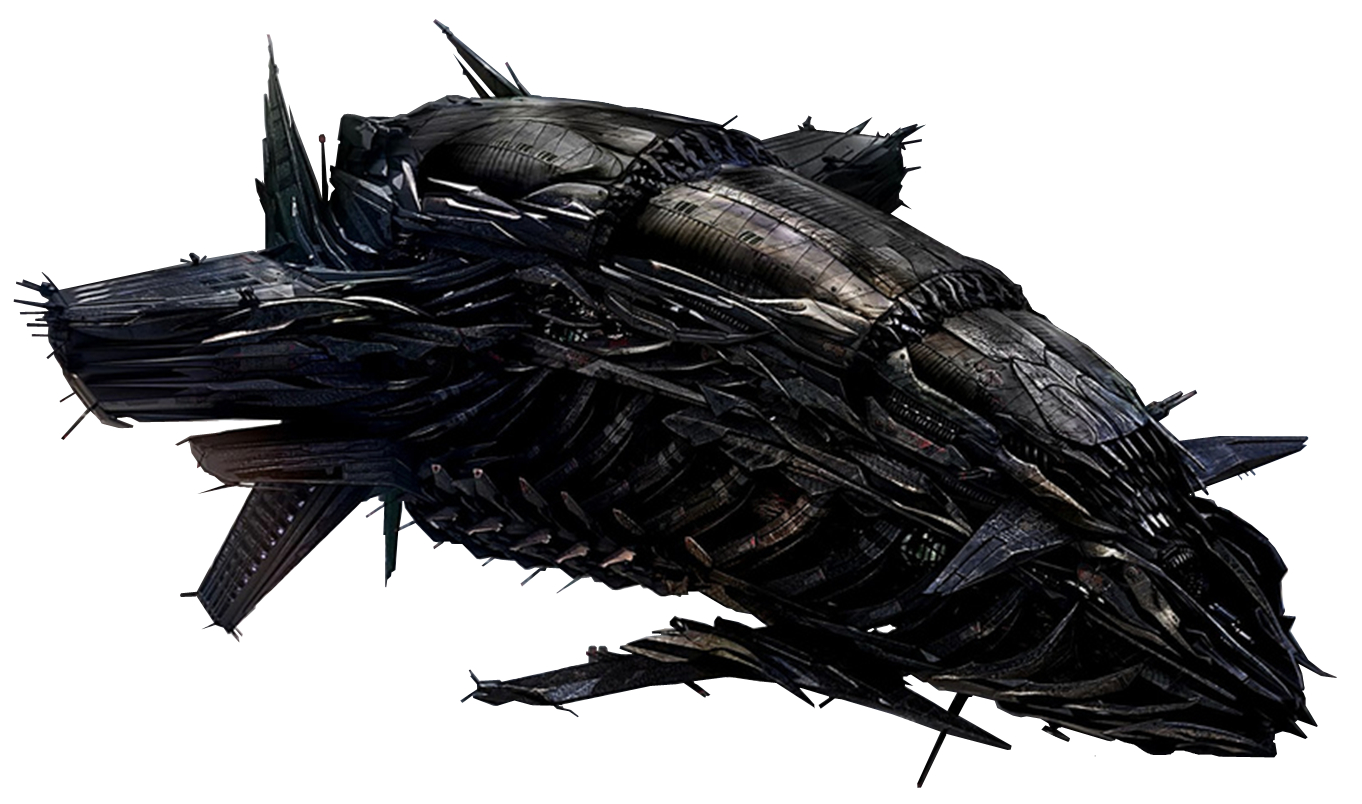 Decepticon Mothership Png 27485509 1362 804 Transformers Artwork Transformers Art Spaceship Art