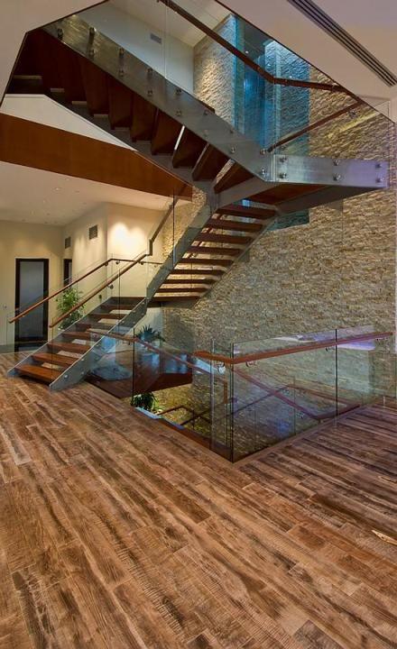 Salotto Bill Gates.Interieur Maison Bill Gates Architecture In 2019
