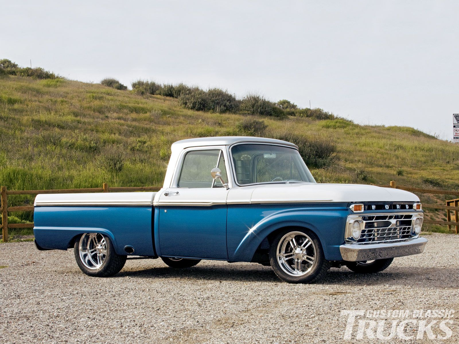 1965 Ford F100 Custom Classic Trucks Magazine With Images