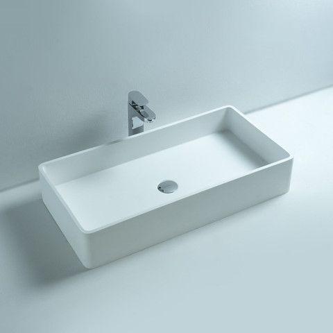 Dw 145 32 X 16 Rectangular Vessel Sink Sink Sink Countertop