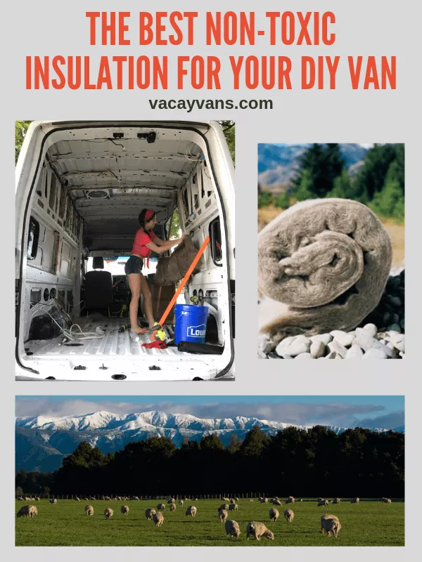 Photo of The Best Natural Insulation for Your DIY Camper Van Conversion