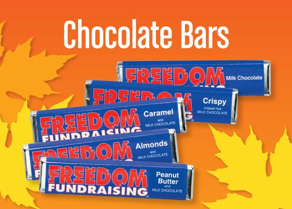 1 Chocolate Bars In 5 Flavors Candy Fundraiser Chocolate Fundraiser Chocolate