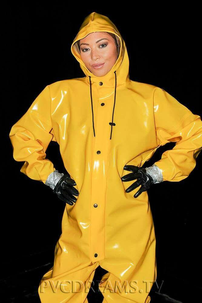 pin von sussie quattro auf yellow raincoat pinterest regenmantel regenbekleidung und. Black Bedroom Furniture Sets. Home Design Ideas