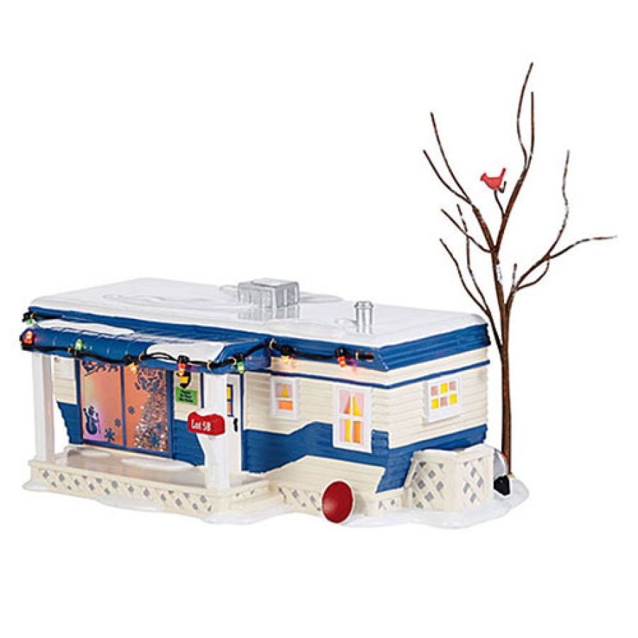 Department 56 SNWVL LOT 59 CHRISTMAS COURT