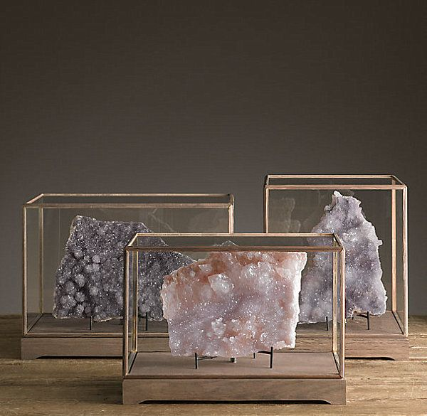 Decorating With Rocks And Minerals Rock Decor Geode Decor Decor