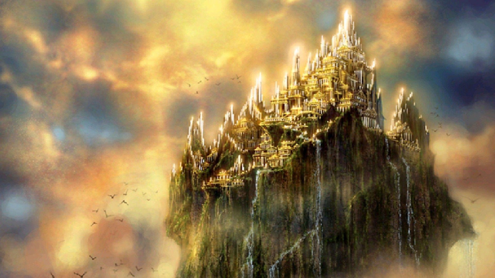 FANTASY CASTLES | castles fantasy wallpapers castle wallpaper images 1920x1080