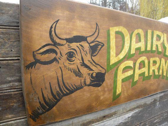Original # Farmers market   sign  by   ZekesAntiqueSigns@etsy