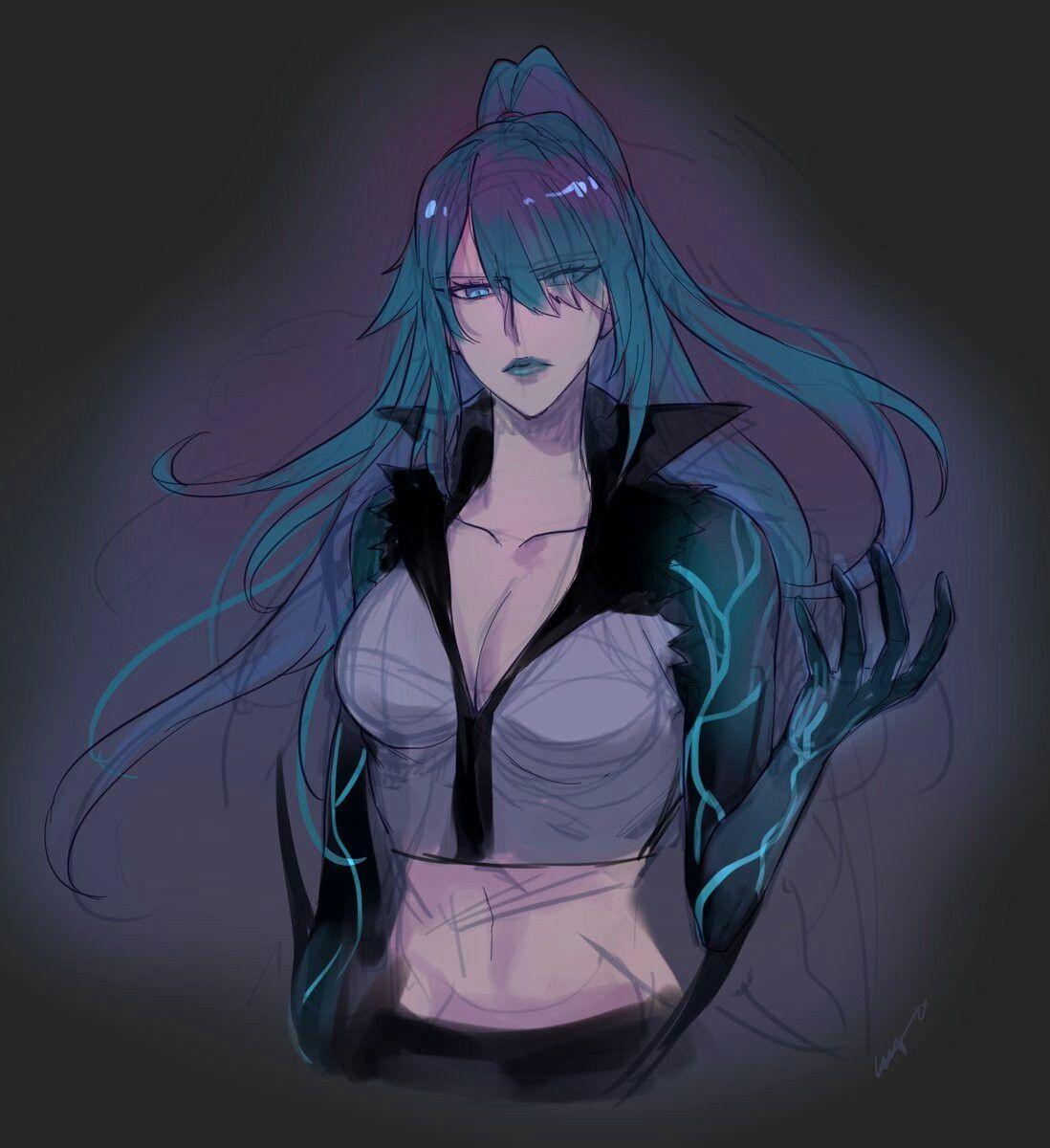 Female Anime Villains Anime Animewallpaper Female Villains Villain Character Anime