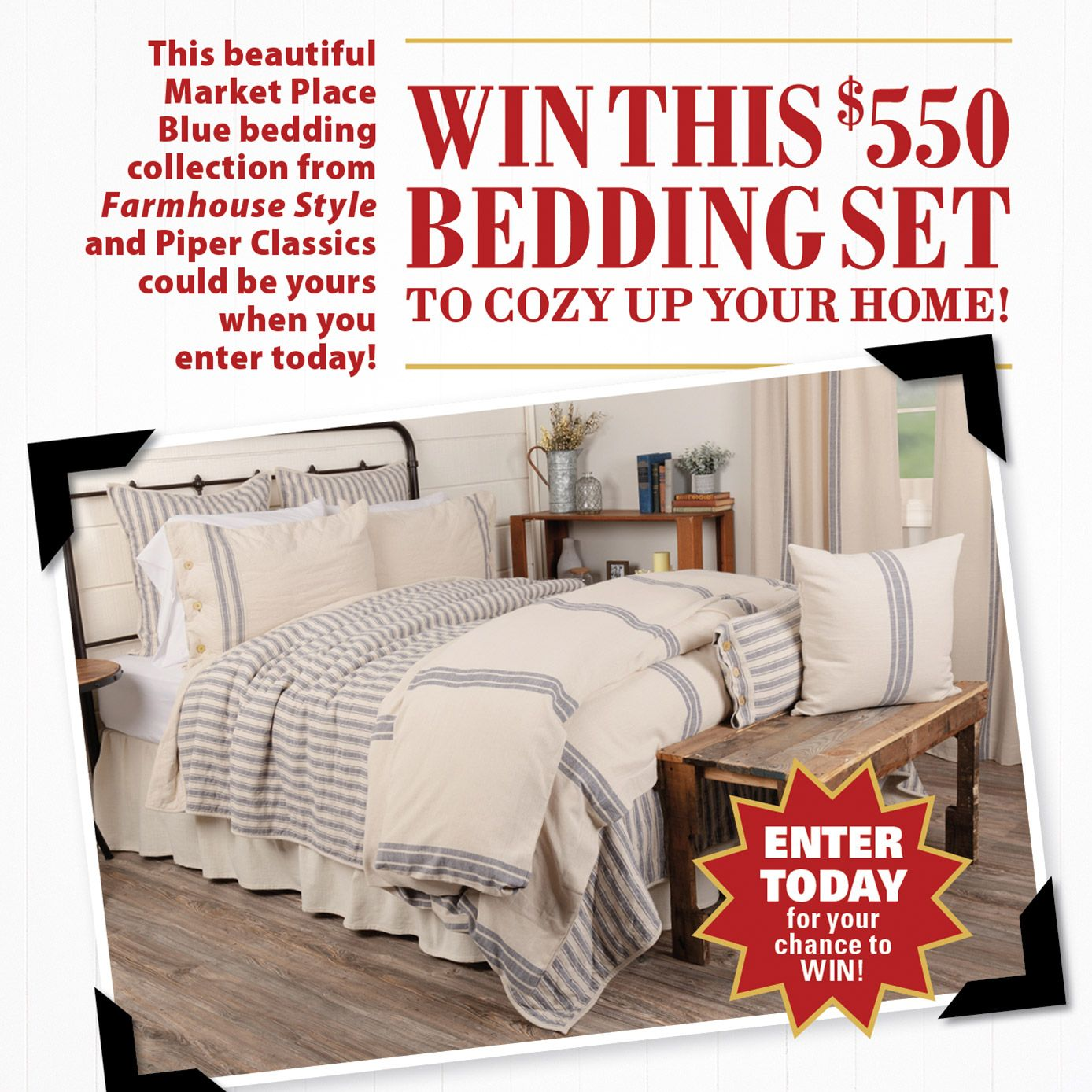 Farmhouse Style Mag Com Giveaway