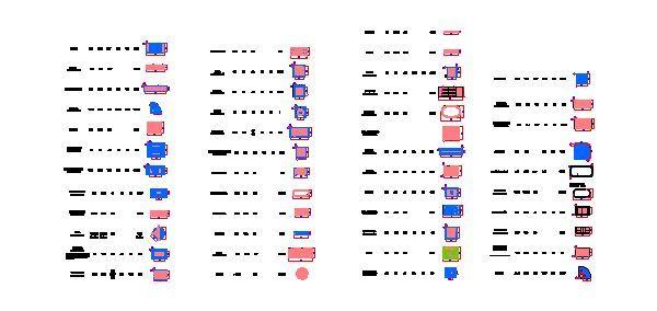 1bda9136c Todos os Tipos de Quadras e Campos de Esportes do Mundo — Bloco Autocad