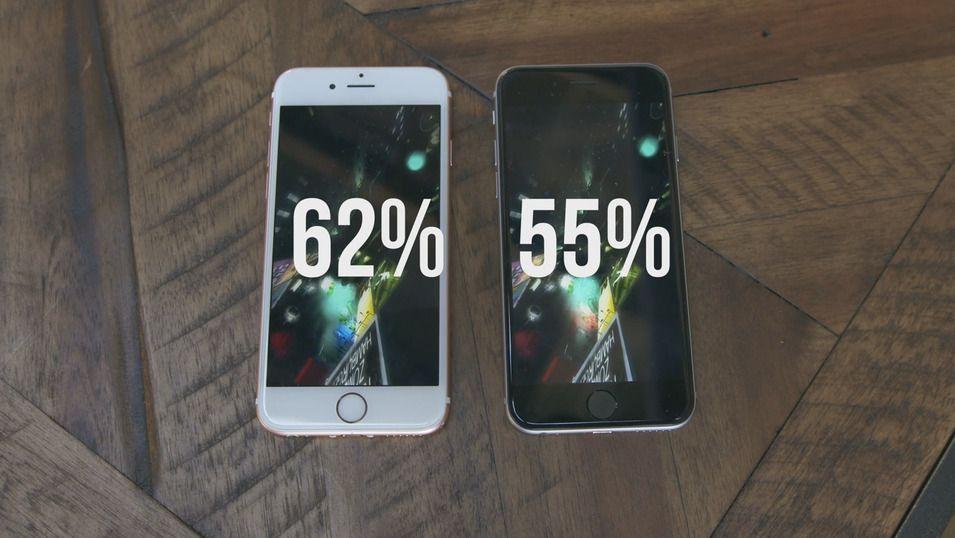 Batteritiden til iPhone 6S avhenger av hvem som har laget prosessoren - Tek.no