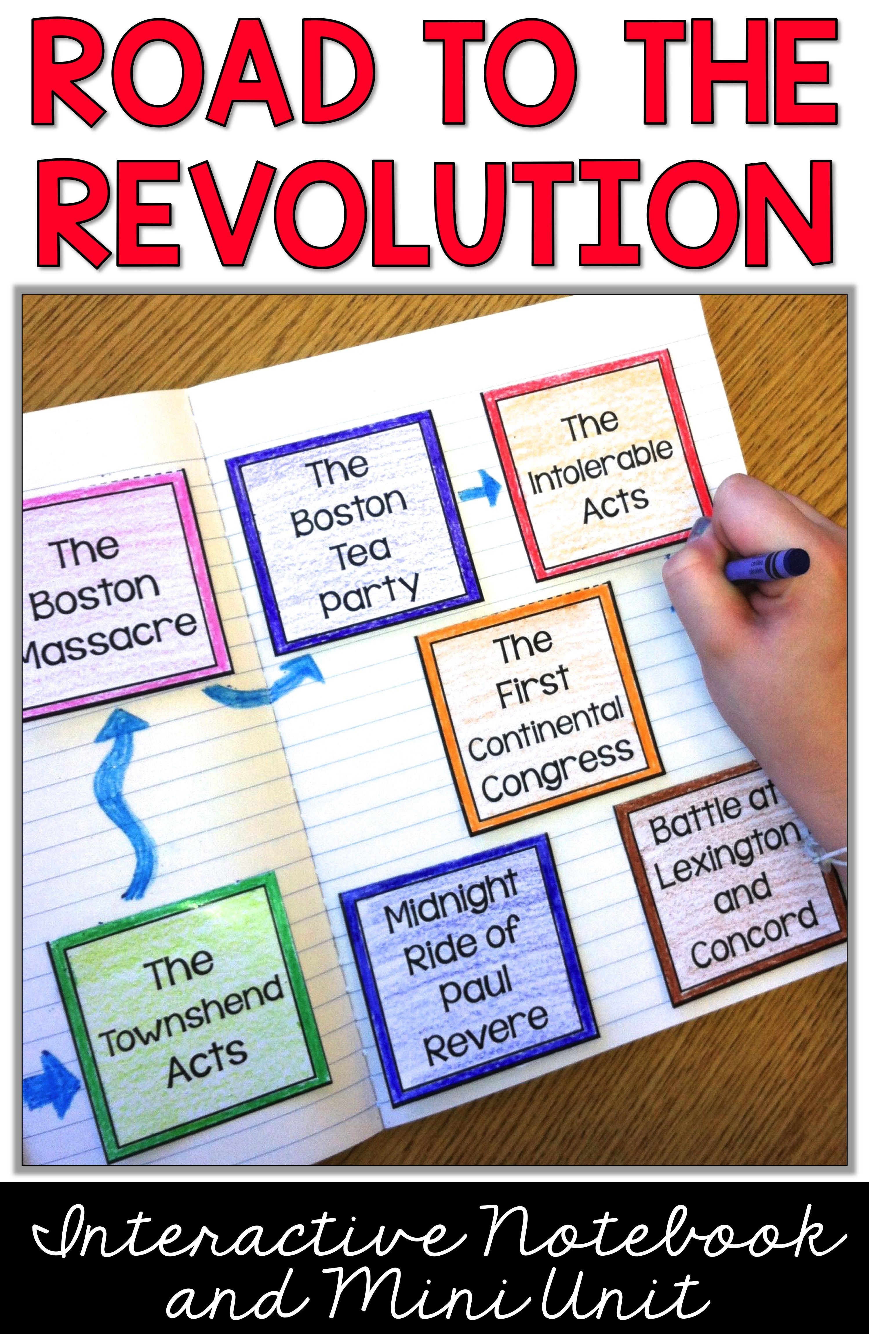 American revolution revolutionary war causes