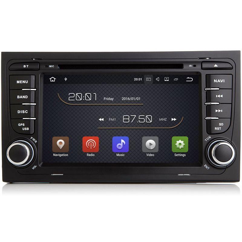 Android 7 1 2g Ram Car Dvd For Audi A4 B6 B7 S4 2002 2003 2004 2005 2006 2007 2008 Car Radio Gps Navigation Stereo Headunit Car Radio Radio Gps Navigation