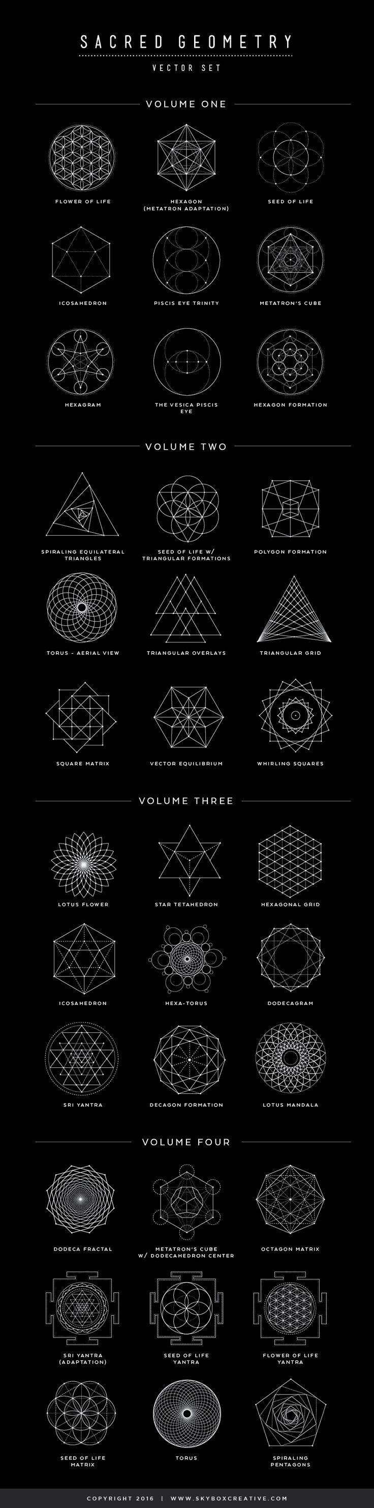 tattoo  sacred geometry symbols their names and meanings  large   Geometric tattoo  sacred geometry symbols their names and meanings  great tattoo   Geo Geometric tattoo...
