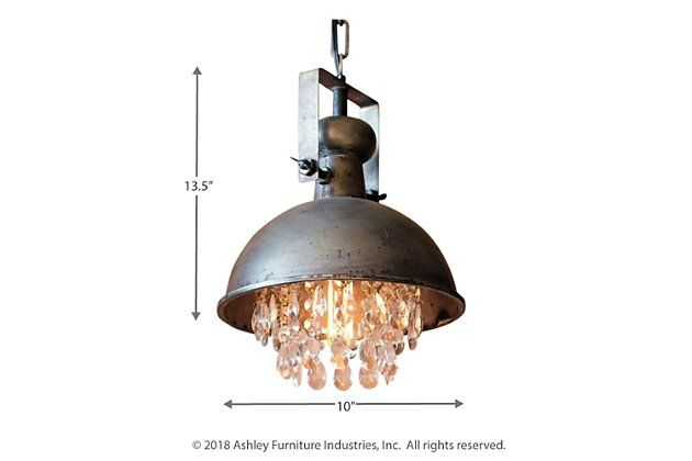 Photo of Home Accents Pendant Light   Ashley Furniture HomeStore