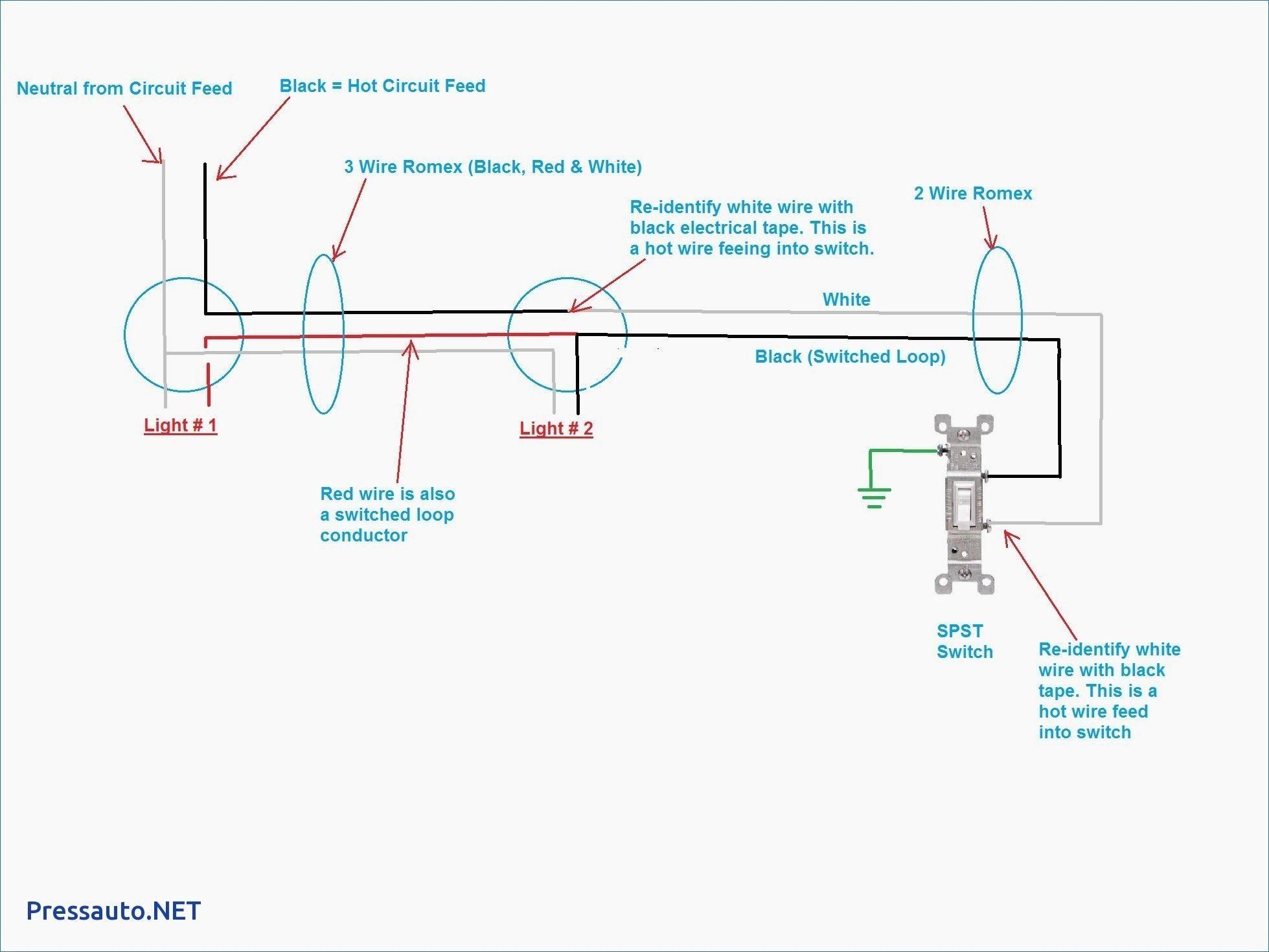 Wiring Diagram For Lighting Ring Main