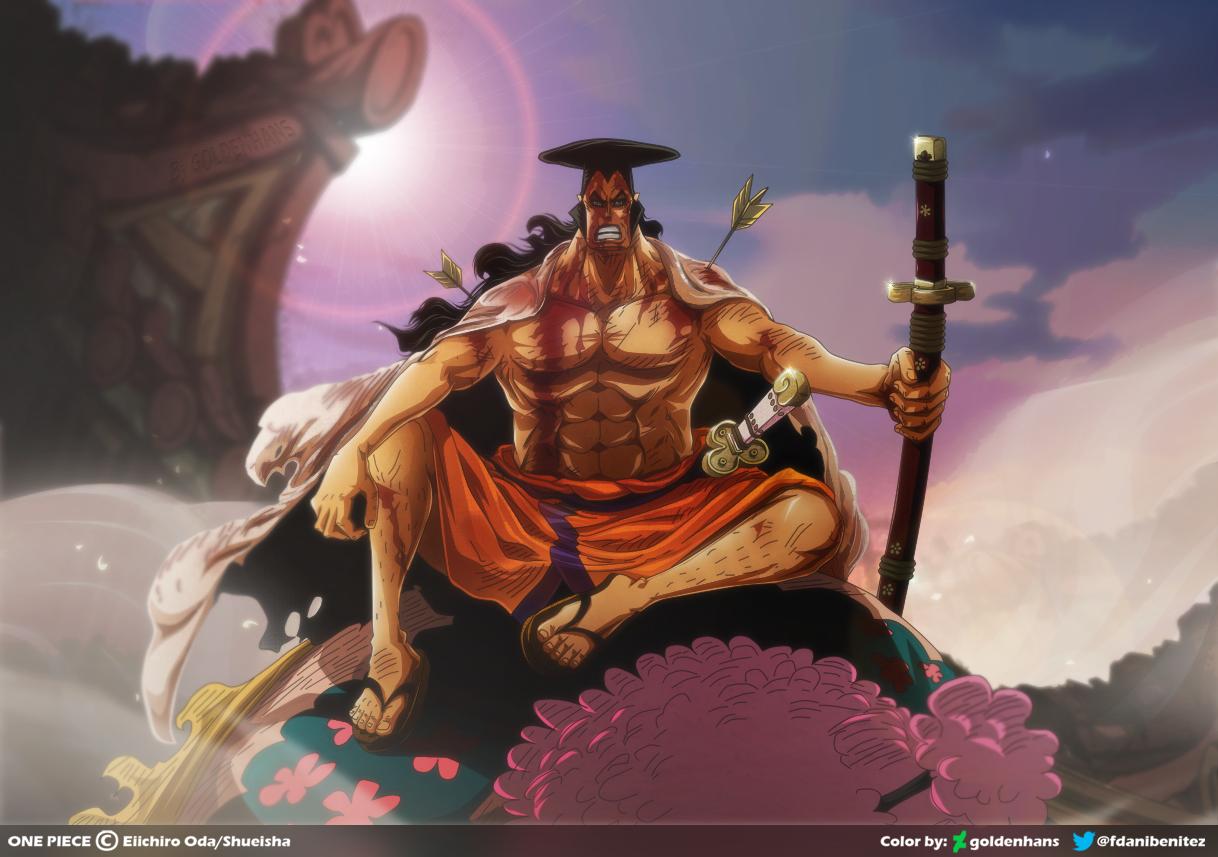 One Piece 962 Oden In 2020 Manga Anime One Piece One Piece Manga One Piece