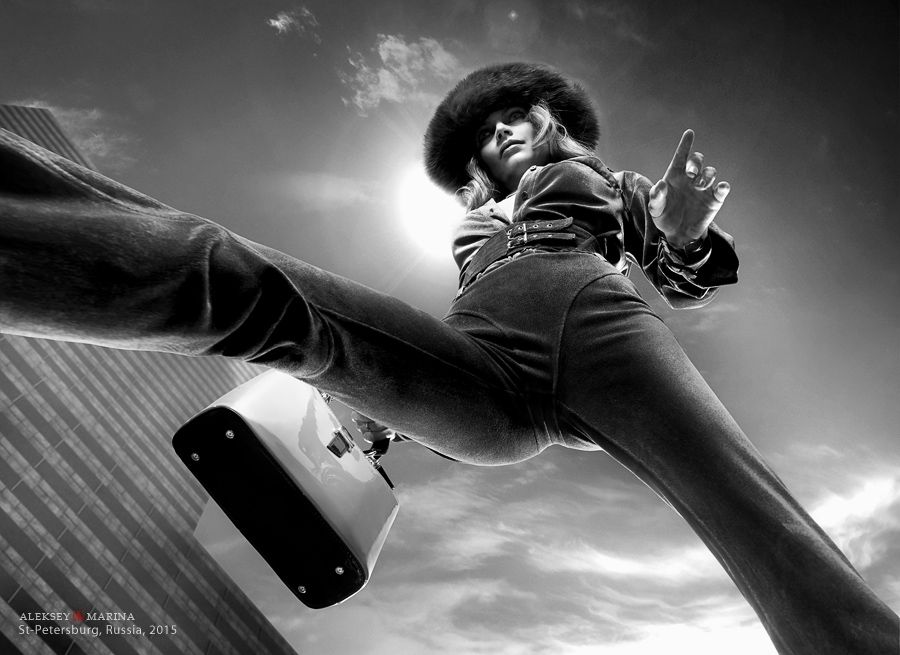 photo: Step over | photographer: Aleksey Marina | WWW.PHOTODOM.COM