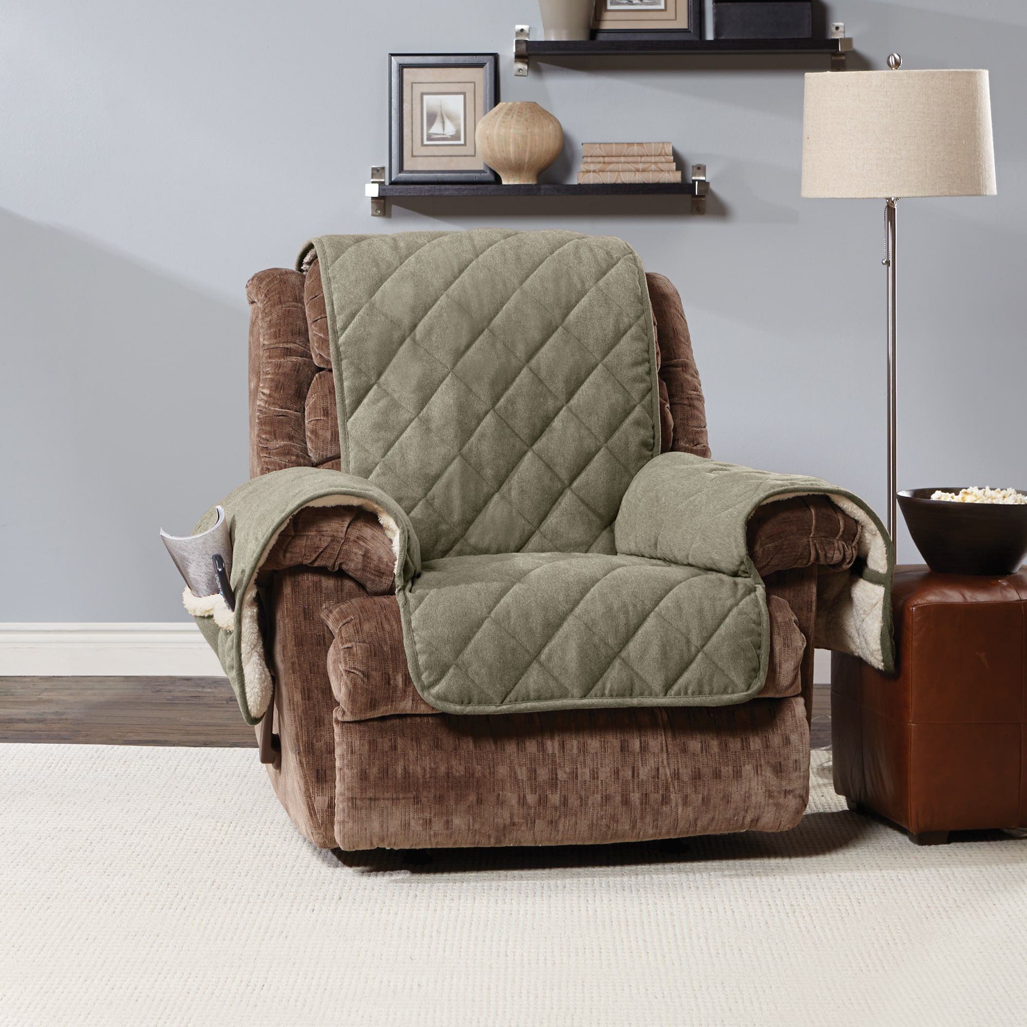 fit covers wing pique details reviews medium room sure living slipcovers look stretch chairs lift instructions recliner view sleek slipcover for tailored a