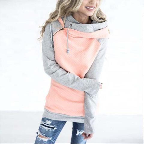 70e3a24b470 2018 Autumn Winter Plus Size Hoodies Sweatshirts Women Ladies Hooded  Sweatshirt Hoodies Women Long Sleeve Female Sweatshirt