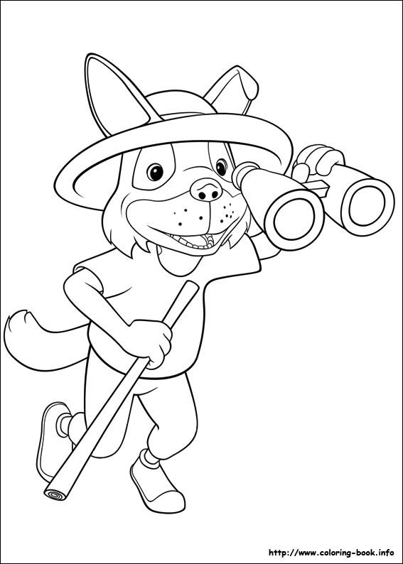 Babar And The Adventures Of Badou Coloring Picture
