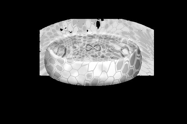 Kryptek Camo Silicone Rings Yeti Camouflage Thin