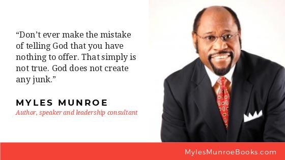 21 Myles Munroe Quotes On Purpose in 2020 | Wisdom quotes ...