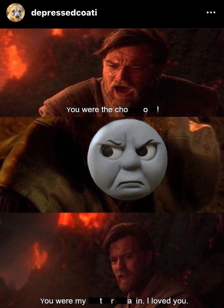 Thirty Six Random Memes That Are Free Of Anything 2020 Related Star Wars Humor Star Wars Memes Star Wars Pictures