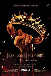 Juego De Tronos Segunda Temporada Online Ver Series Online Gratis Game Of Thrones Poster Watch Game Of Thrones Game Of Thrones Tv