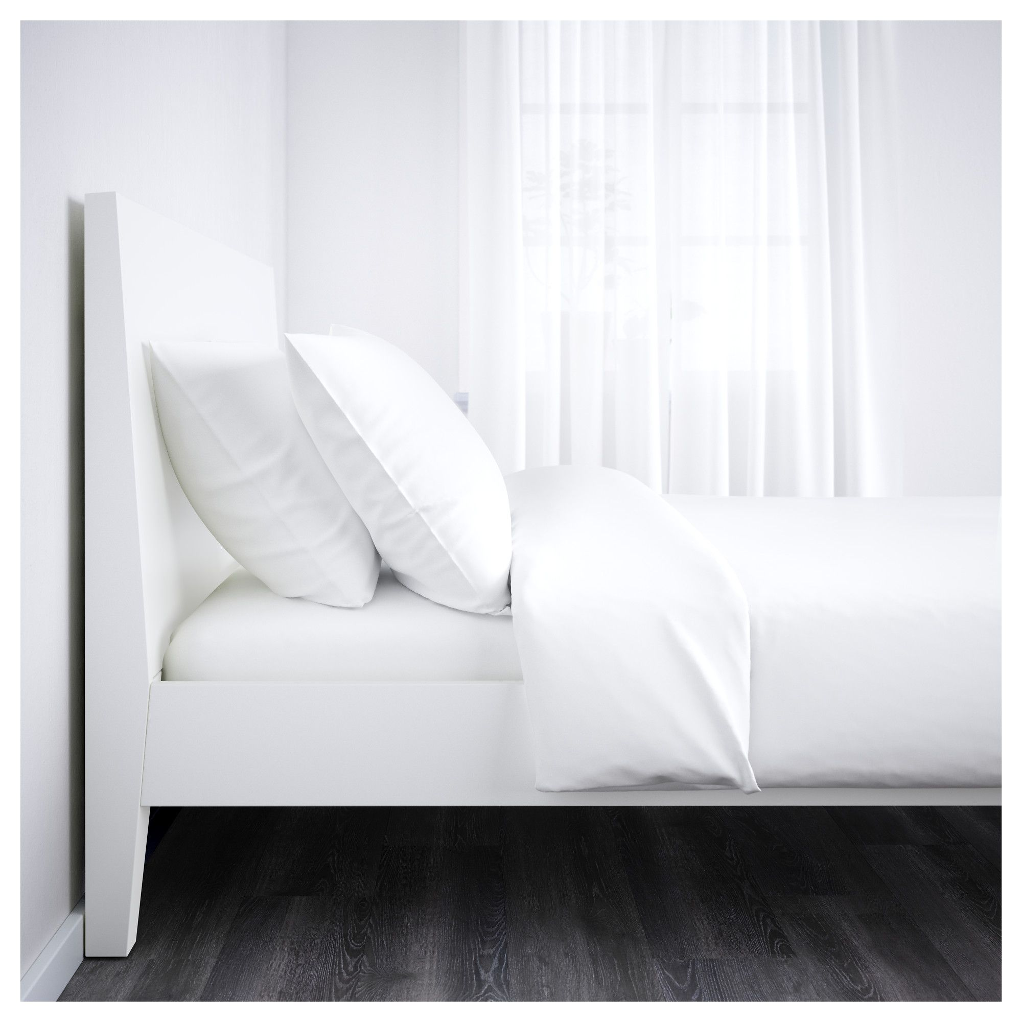 Wonderful Nordli Bed Frame Review s Best inspiration home