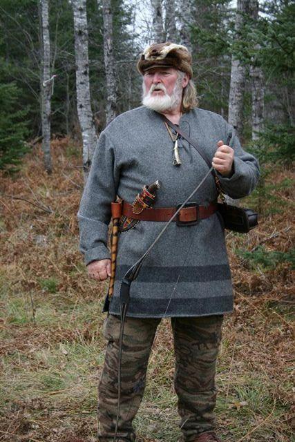 Long Hunter Wool Shirt | Mountain man clothing, Longhunter ...