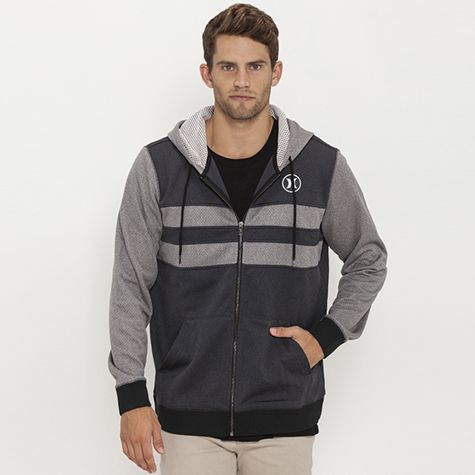 Image for Hurley Therma-fit Block Party Fleece Jumper from City Beach Australia
