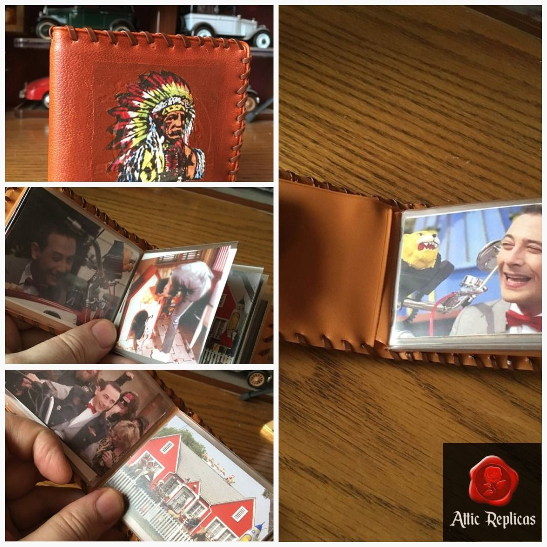 Pee Wee Herman 39 S Wallet Replica Prop Pee Wee 39 S Big