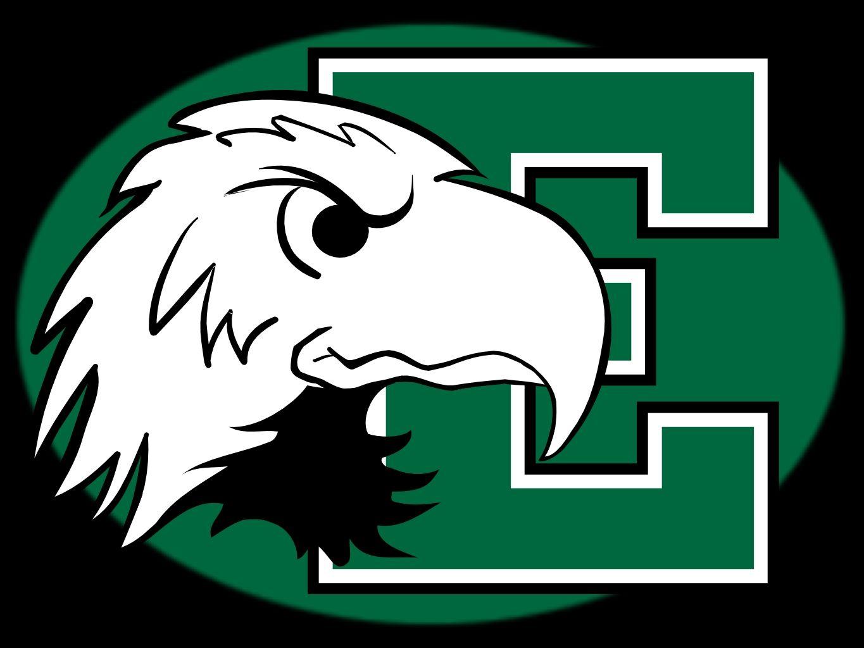 Eastern Michigan Eagles EMU University College House Flag