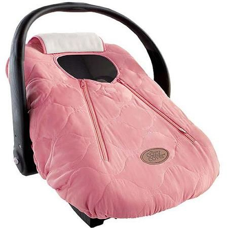 Fantastic Cozy Cover Infant Car Seat Cover Pink Quilt The Industry Dailytribune Chair Design For Home Dailytribuneorg