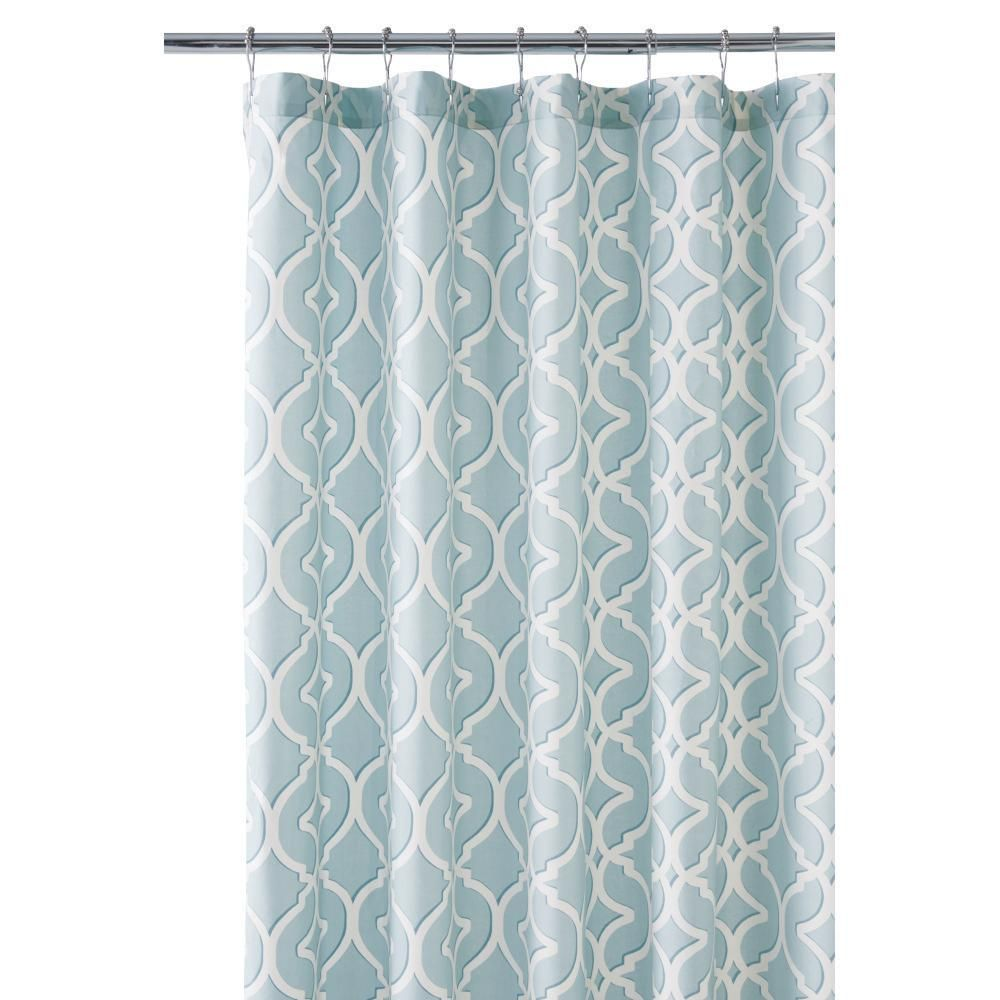 Shower Curtain In Seaglass