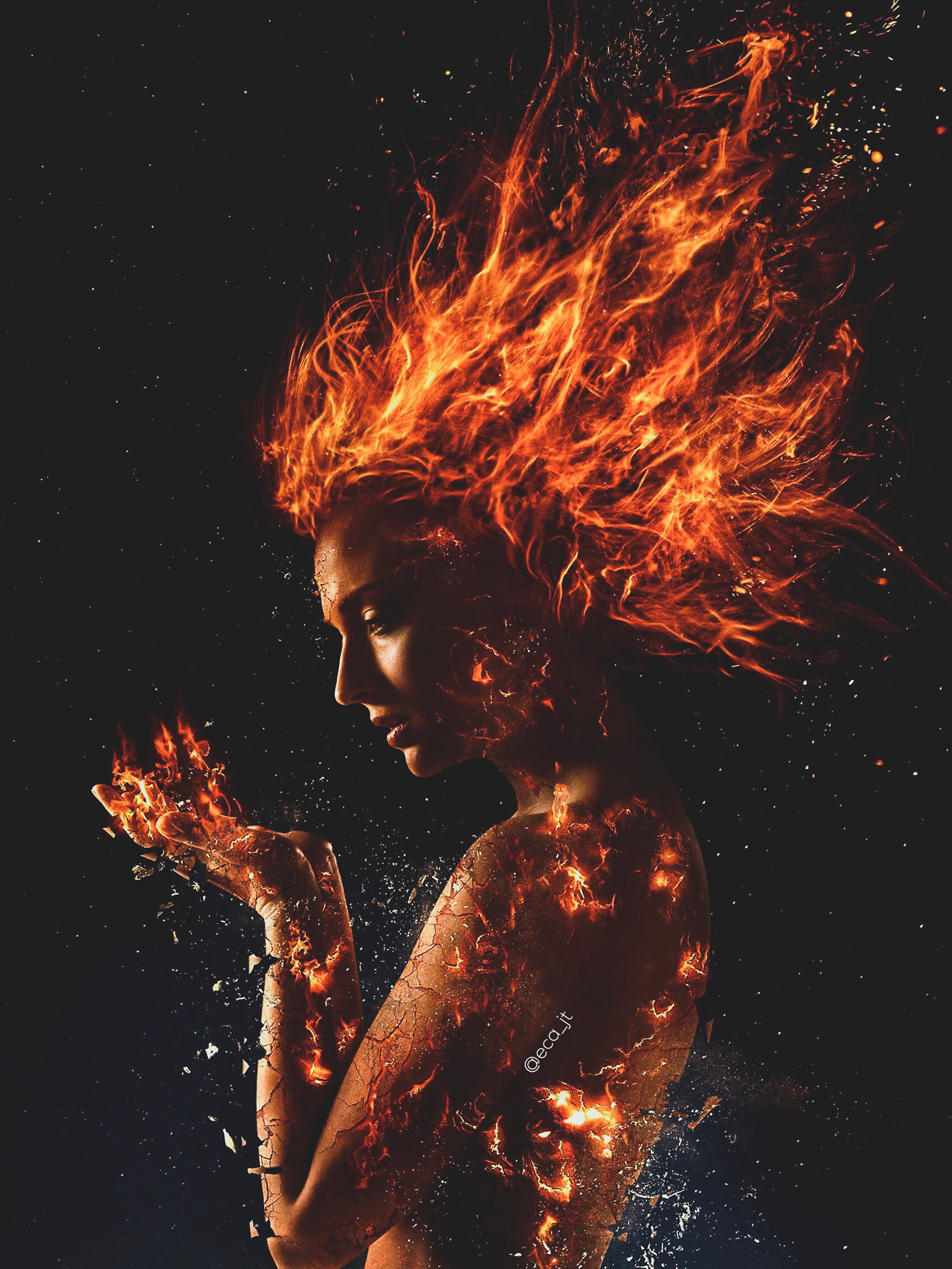 Pin by Cat on The Hunger Games books Dark phoenix, Full