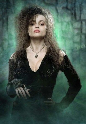 Helena Bonham Carter Bellatrix Lestrange Personagens Harry Potter Helena Bonham Carter