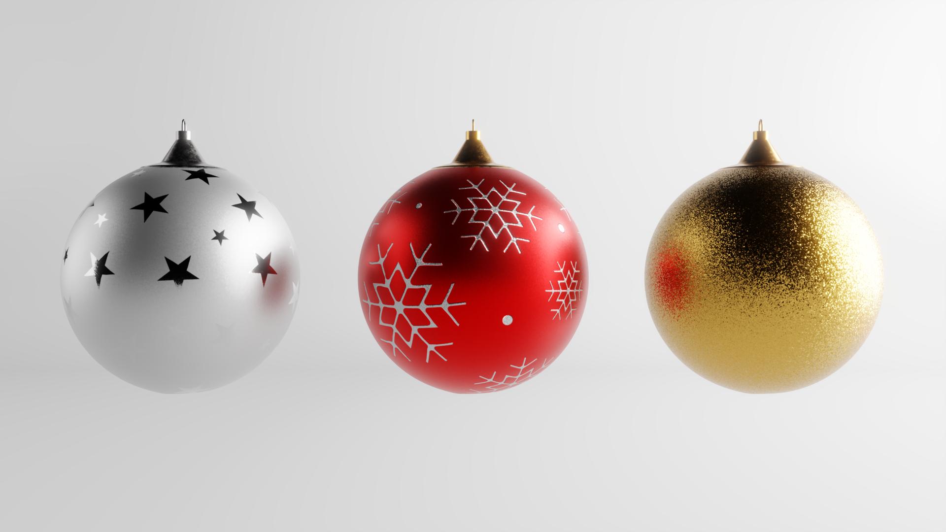 Christmas Decoration Assets Christmas Decorations Christmas Balls Christmas