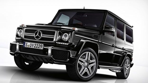 Mercedes Benz G Series SUV...my Next Car!!!
