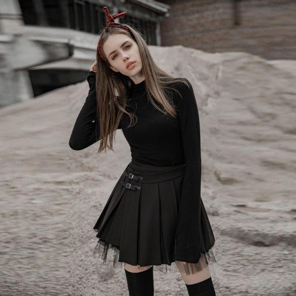 Pin auf Gothic Kleidung für Frauen bei VOODOOMANIACS