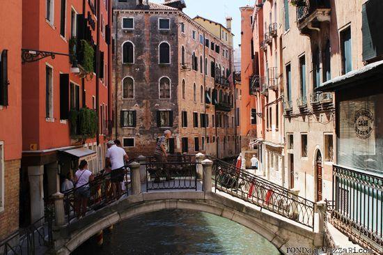 Ronda Palazzari Venice bridges