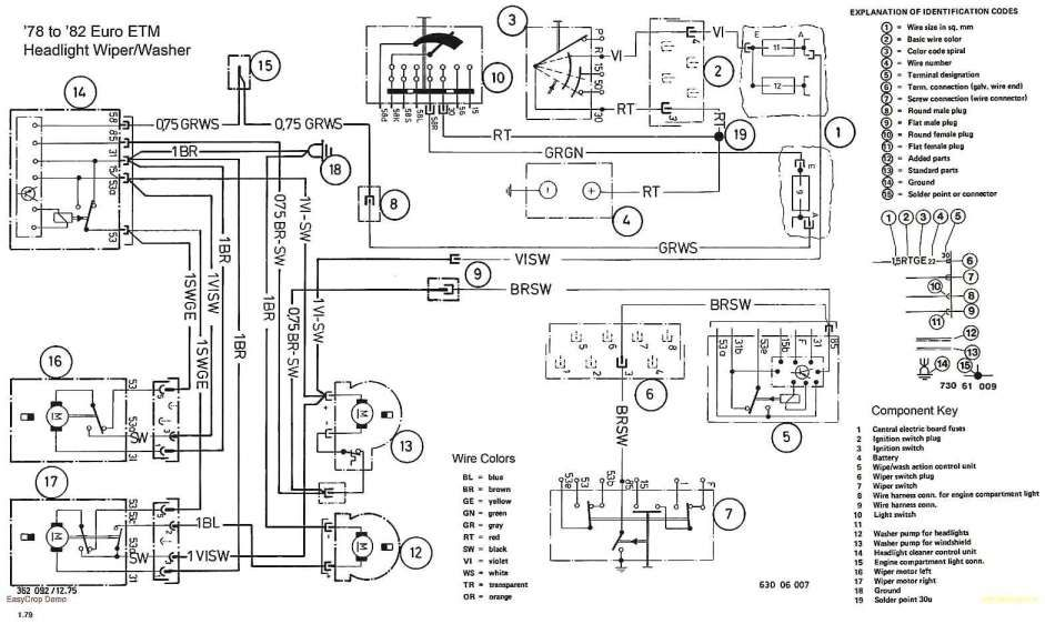 Bmw E38 Radio Wiring Diagram